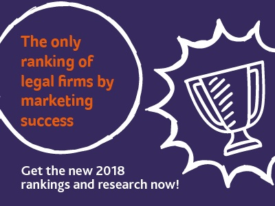 Legal marketing 2018