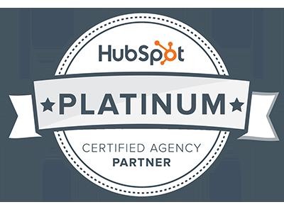 HubSpot Platinum Certified Partner
